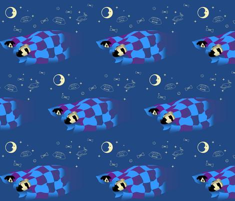 sleepy_time fabric by roxiespeople on Spoonflower - custom fabric