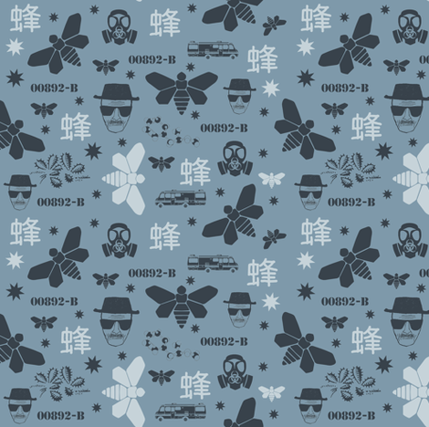icons fabric by susiprint on Spoonflower - custom fabric