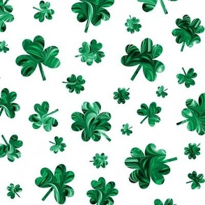 Emerald-Shamrocks