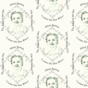 Rachel Carson toile