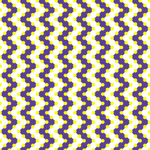 Polka Over Chevrons