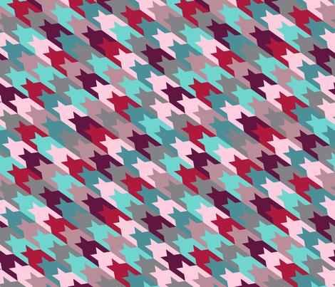 Annabella fabric by ligerpants on Spoonflower - custom fabric