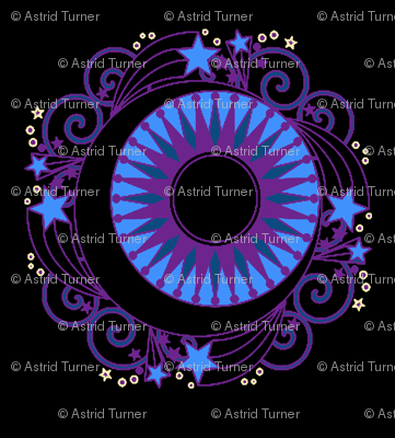 Bedtime Mandala