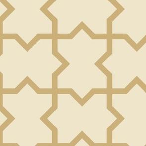 Jigsaw Cream