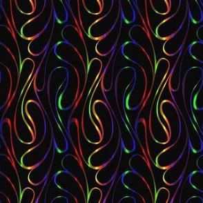 rainbow swirly