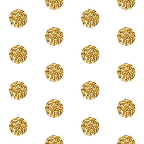 Glitter Dots Beaucoup! fabric by willowlanetextiles on Spoonflower - custom fabric