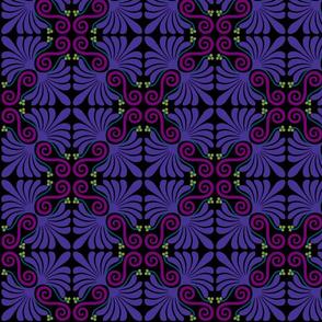 Palmette purples