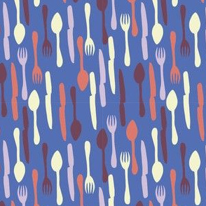 Cutlery - colorway 1