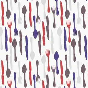 Cutlery - colorway 3