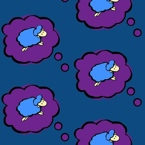 Countless Blue Sheep