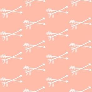 peach arrows