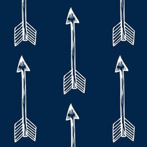 Shooting Arrows Navy