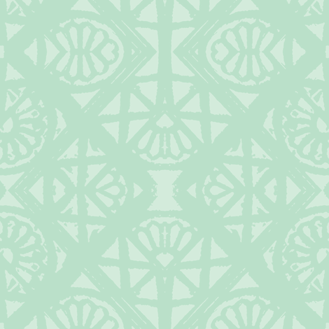 Whispers - Fawn fabric by susaninparis on Spoonflower - custom fabric