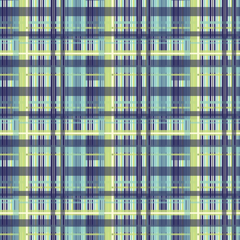 A Plaid / Check  fabric by house_of_heasman on Spoonflower - custom fabric