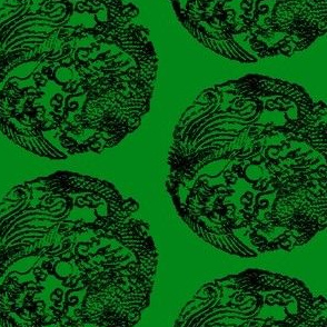 Shenmue Phoenix/Dragon Mirror