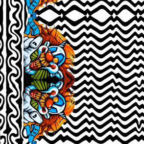 "Laugh Out Loud 21""border design"