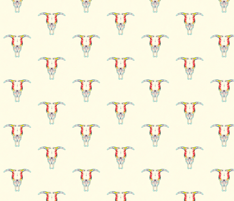 Running wild fabric by cotton_poppy on Spoonflower - custom fabric