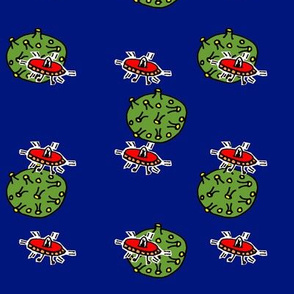 Little green men and little green planets