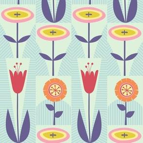 Pinstripe Bouquet