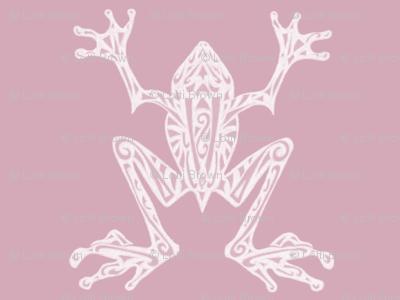 Fabulous Frogs - Fresh Rose