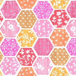 Honeycomb Patchwork