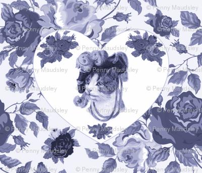 MISS KITTY BLUE