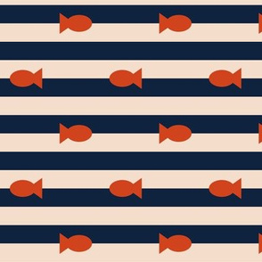 Fish & Stripe