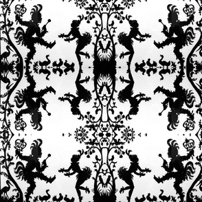 Papageno's Damask