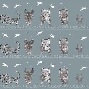 Hunter Cats