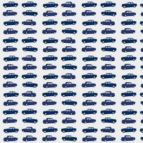 small navy cars