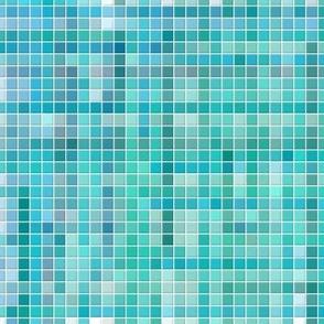 Large Mosaic Water Surface.