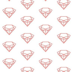 Diamonds Coral