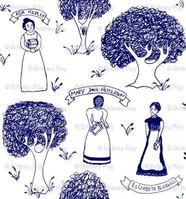 Pioneers in Women's Education