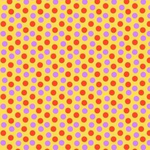 freesia dots