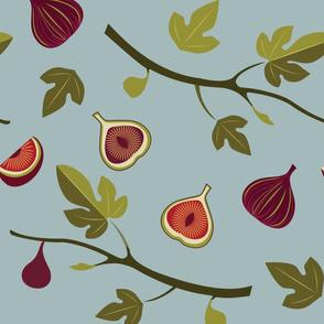 Figs, twigs & leaves