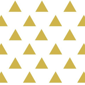 Gold Triangles Smaller