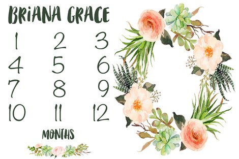 Rbriana_grace_succulent_and_peach_floral_baby_milestone_shop_preview