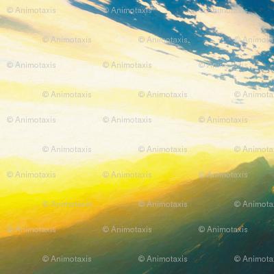 Heaven's Breath 16-Left Panel