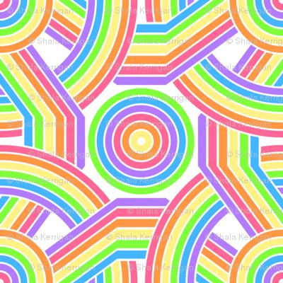 Rainbow Links- small