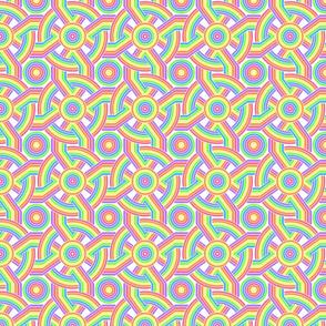 Rainbow Links -large