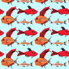 fish traffic