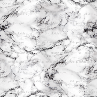 Marble Texture in Black and White