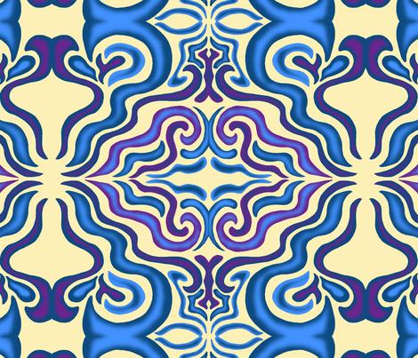 Kim_brendon_contest fabric by pandaman on Spoonflower - custom fabric