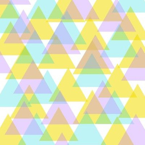 Colourful triangles