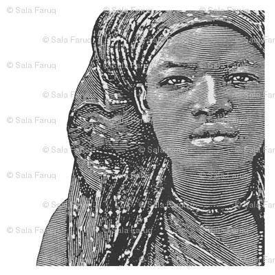 Sala_Faruq_-_Sudanese_Belle