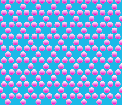 Atom Gum Drop fabric by rakiura on Spoonflower - custom fabric