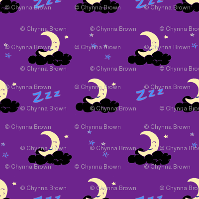 Sleepytime_PurpleClouds