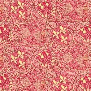 Blazons Scarlet