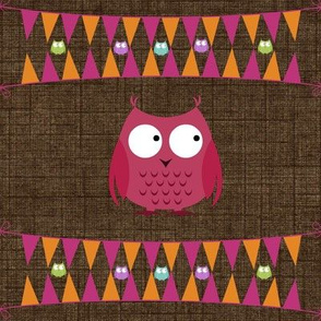 Owl see you party!