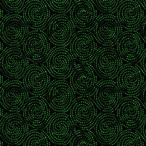 spiraldotsgreen